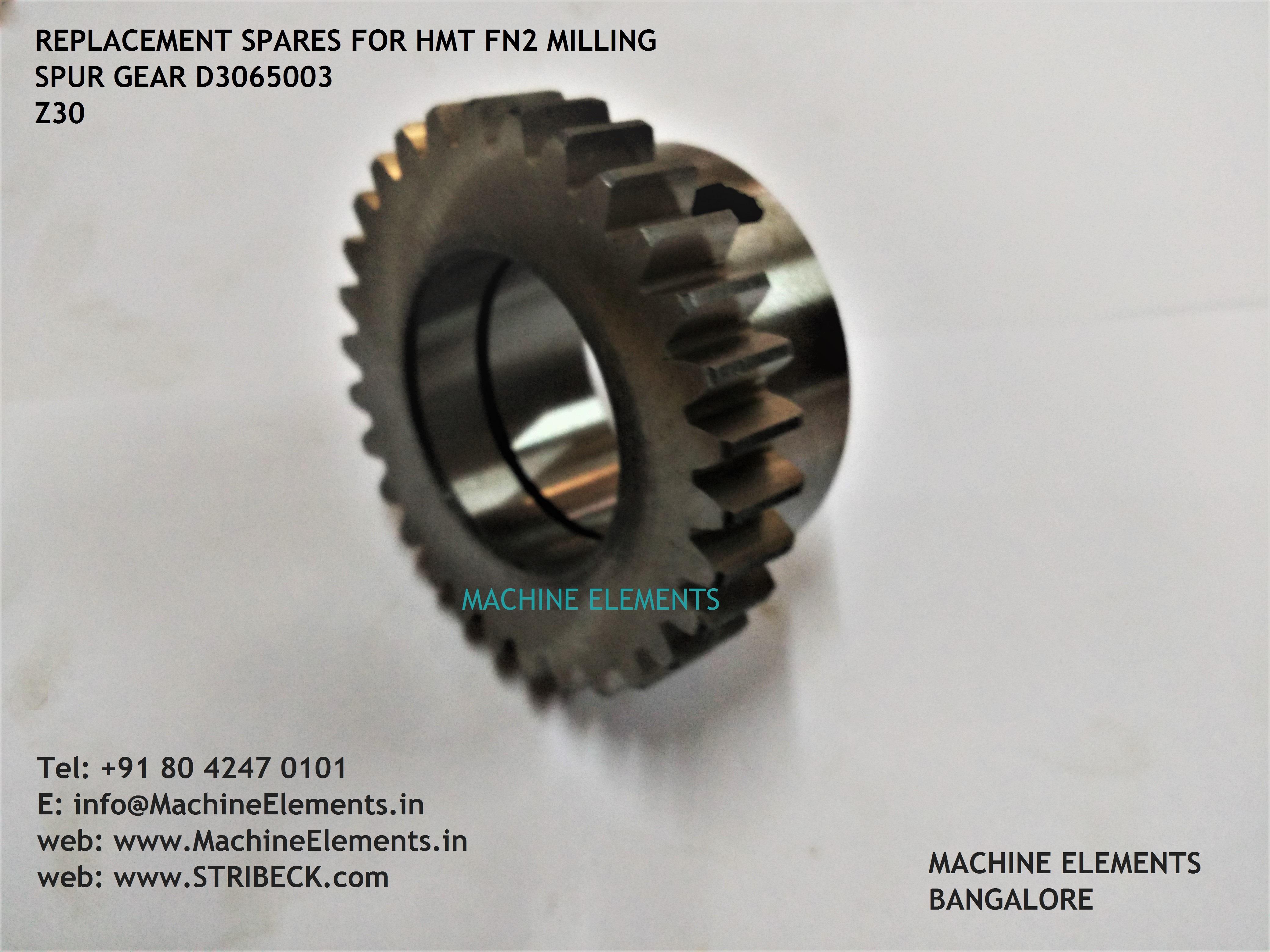 D3065003 - spur gear z30