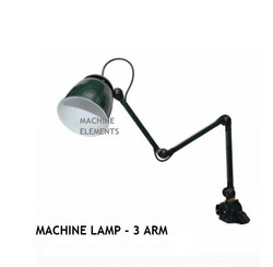 MACHINE LAMP - 3 ARM