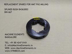 SPLINED BUSH B4363003 FN2 BIN 667
