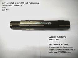 A4633003 SPLINE SHAFT