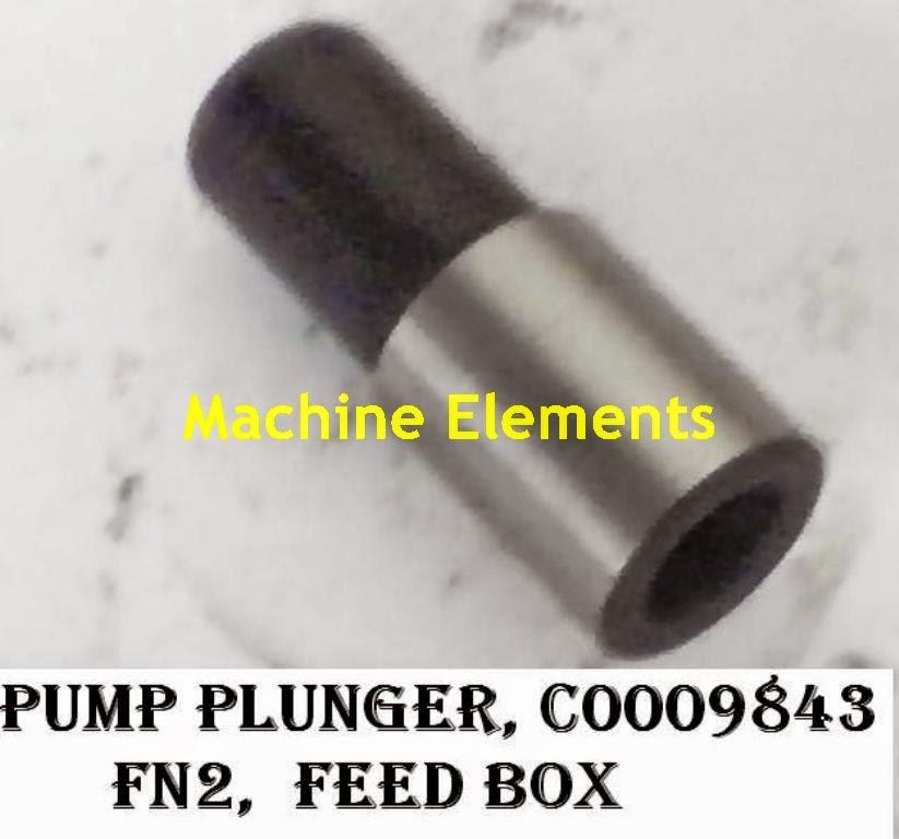 C0009843 - PUMP PLUNGER