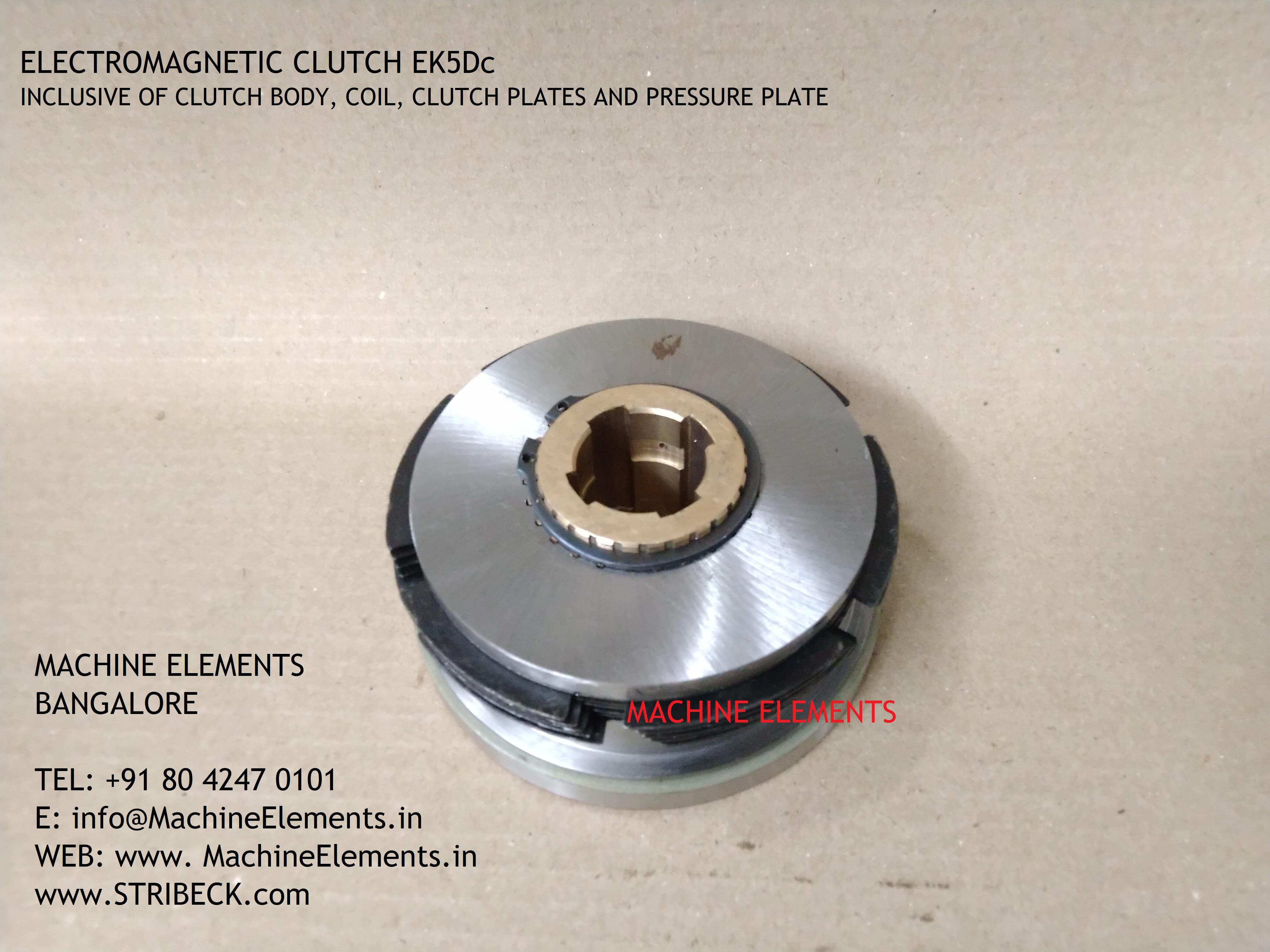 Electromagnetic Clutch EK5Dc