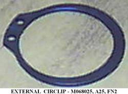 M068025-EXTERNAL CIRCLIP