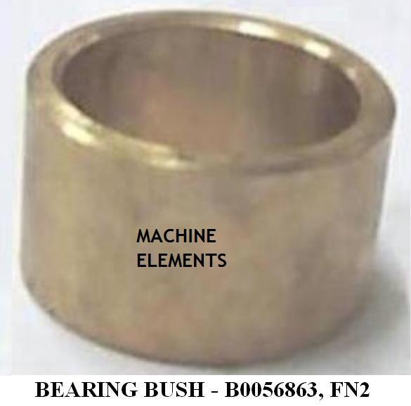 B0056863- BEARING BUSH