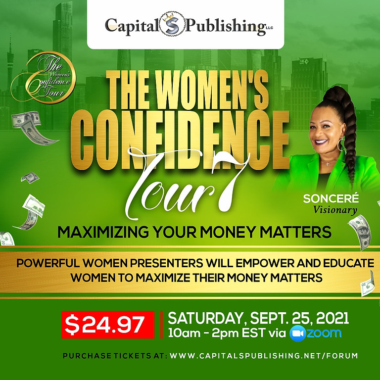 The Women's Confidence Tour #7