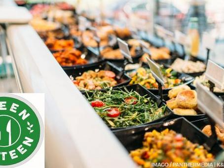 FoodService Bericht über unser neues GreenCanteen Siegel