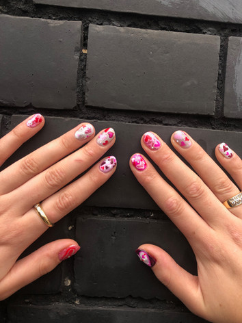 The Ultimate Valentines Nails