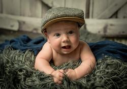 Turpin_3 month_Idaho Family Kid Photogra
