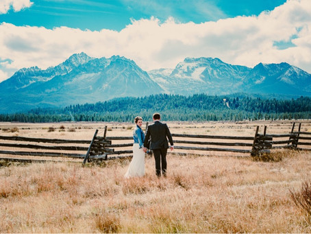 London to Stanley for Love | Jean Wolford Photography | Idaho Wedding Photographer