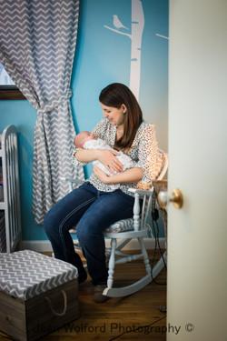 Newborn Lifestyle Idaho Photographer (3)