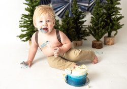 020220_Booker Cake Smash_Idaho Family_Gr