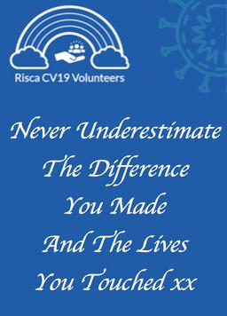 Risca CV19 Volunteers