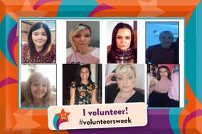 Volunteer Week Celebrations