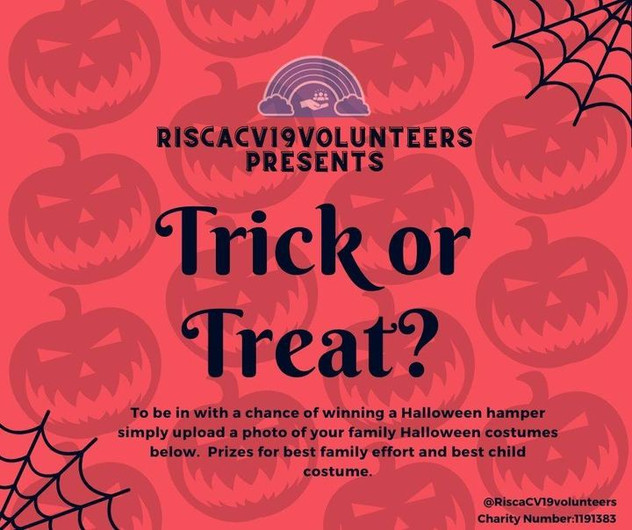 Trick or Treat Photo Competition