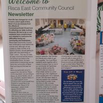 RECC Newsletter in Risca Directory