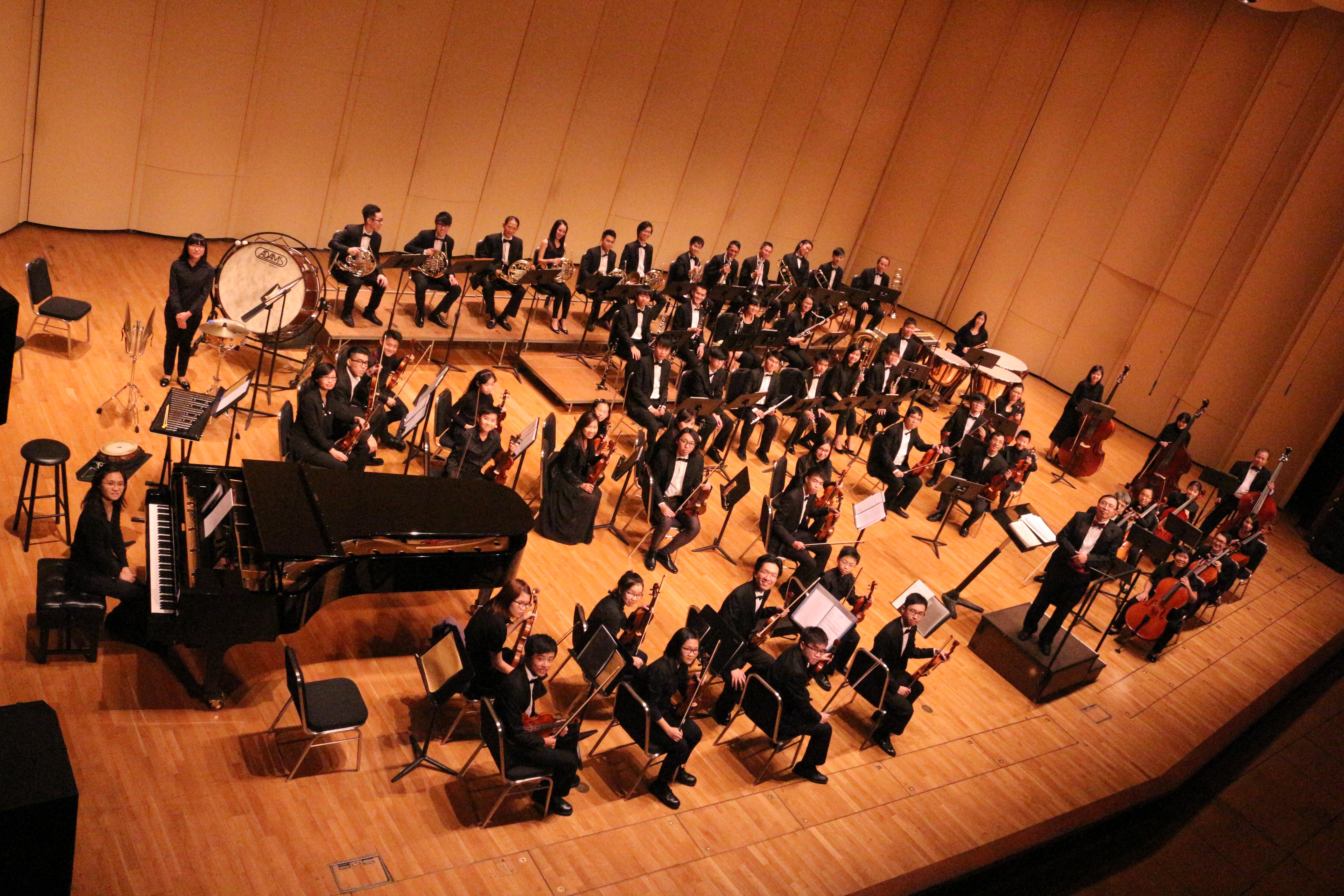 HKSS Youth Symphony Orchestra