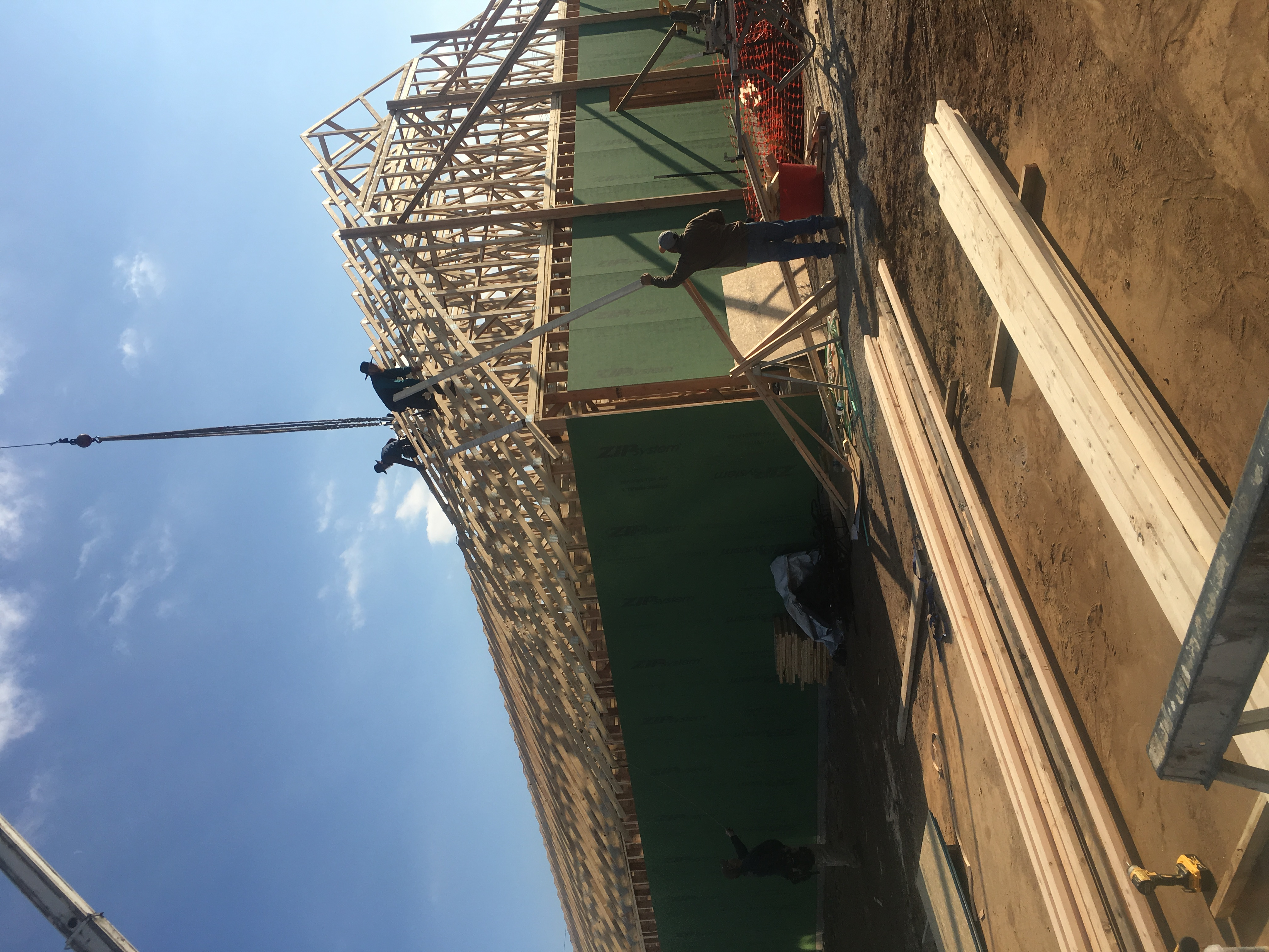 Trusses Roof And Floor Trusses Tulsa Quality Line