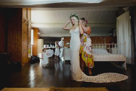 Dream wedding in Italy