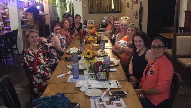Celina Ladies & Friends Dinner with Friends Outing