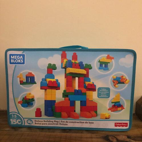 Mega Bloks Deluxe Big Build Bag