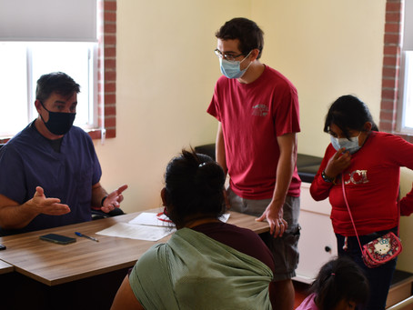Campbell Street Hosts First Medical Clinic