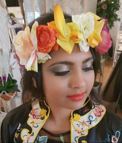 Decidedly Different wedding fair-Makeup