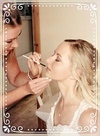 Makeup By Lisa Hannah- Wedding day