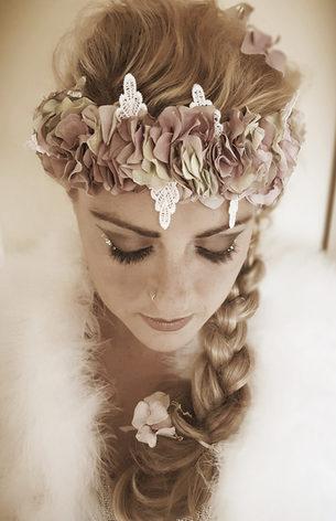 Fairytale bridal look makeup By Lisa Han