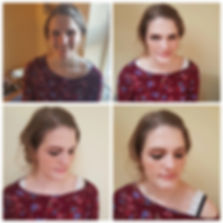 Wedding Makeup Trial - Makeup By Lisa Hannah