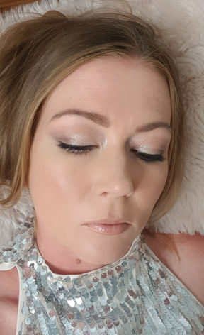 Bridesmaid Makeup - Sparkle Eyes .jpg