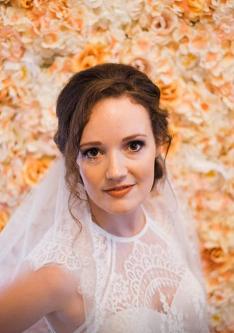 Bridal Fair Makeup By Lisa Hannah