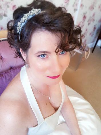 Lucy Bridal Makeup