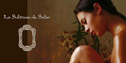 la sultane de saba - massage