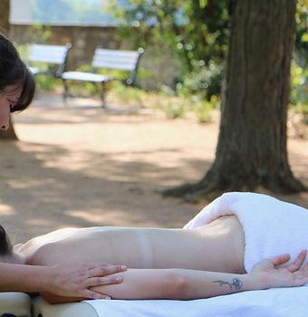 Massage Californien - Solène Esthétique