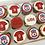 Thumbnail: 'Football mad' cupcake box