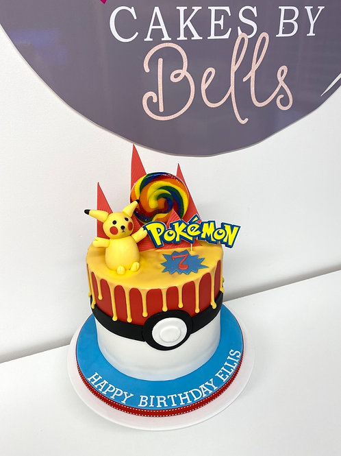 *Pokemon Rainbow party package*