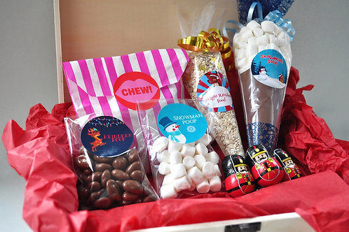 Christmas Treat Box by CHEW!