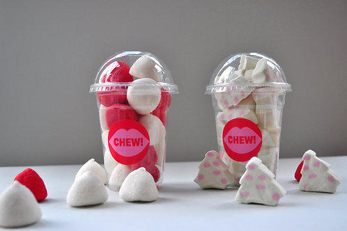 Christmas Cups By CHEW!