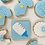 Thumbnail: Baby shower gift box