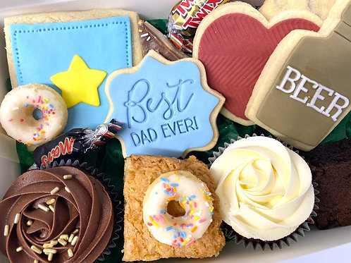 'Best Dad Ever' family treat box