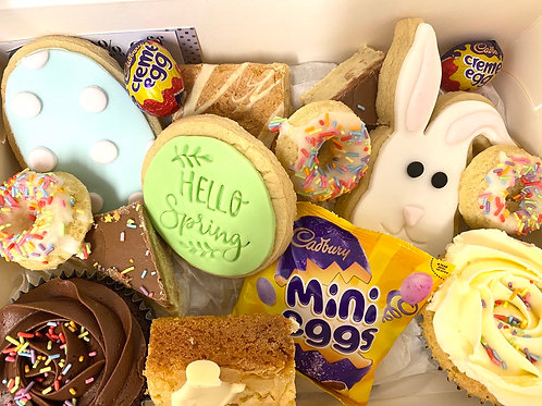 Spring 'Easter Bunny' treat box