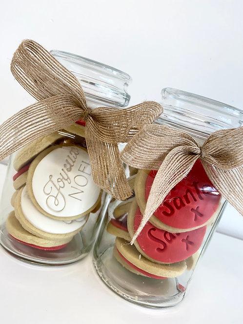 'Santa's Cookie Jar'