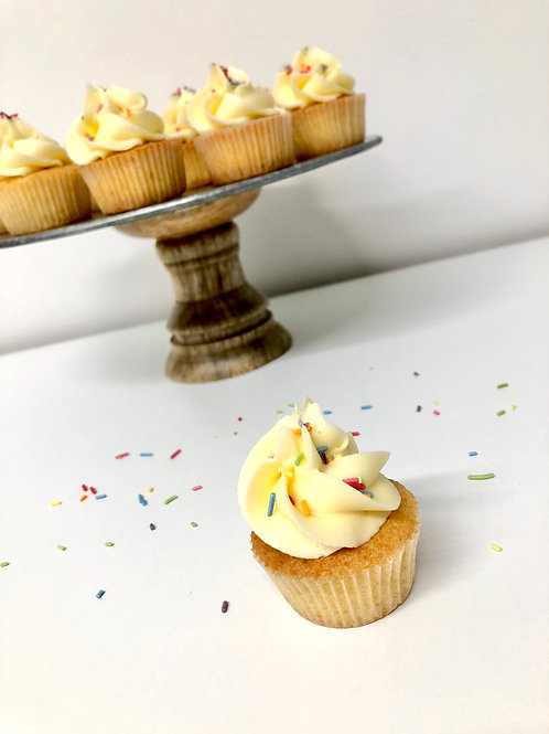 Miniature Cupcakes Box (24)