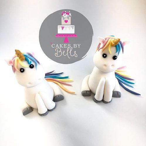 Handmade Unicorn Topper