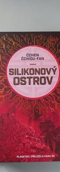 Silikonový ostrov_knihy