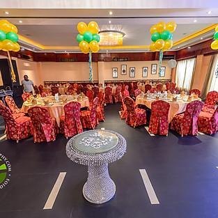 Aishah Ahmad Dinner