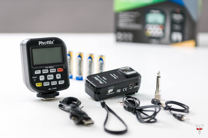Phottix Photo gear