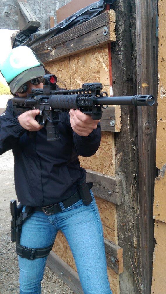 Combat Gun and Tactical Training