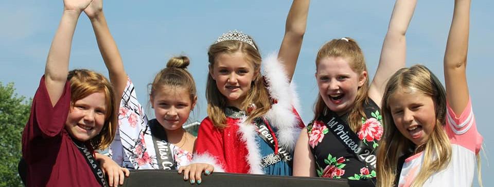 Little Miss contestants