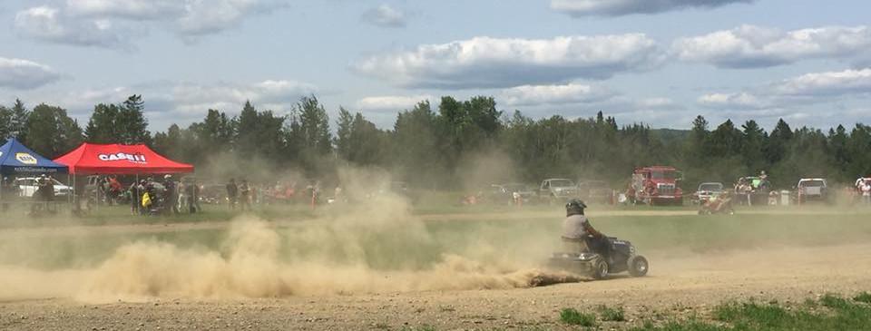 Lawn Mower Races